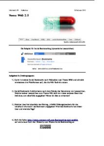 Arbeitsblatt   das Informatische und die Bildung - Part 2