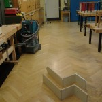 unser Roboter-Labyrinth
